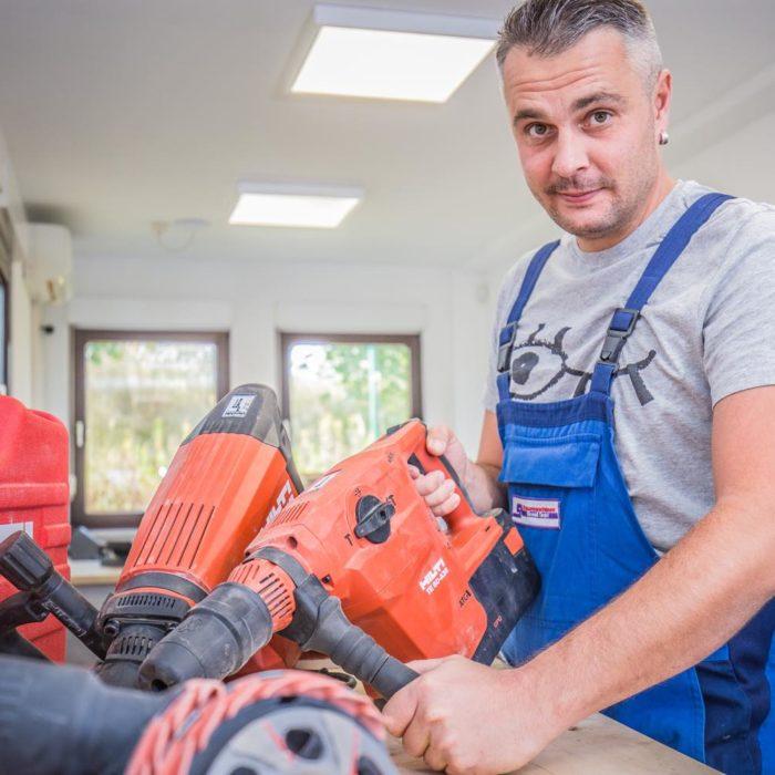 service-reparatur » Baumaschinen Boneß GmbH
