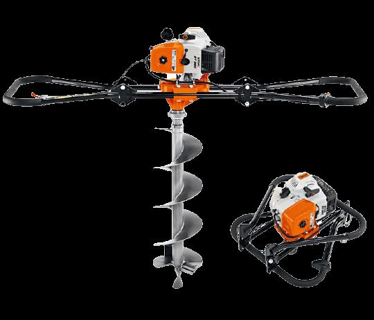 Erdbohrgerät BT 360 » Baumaschinen Boneß GmbH