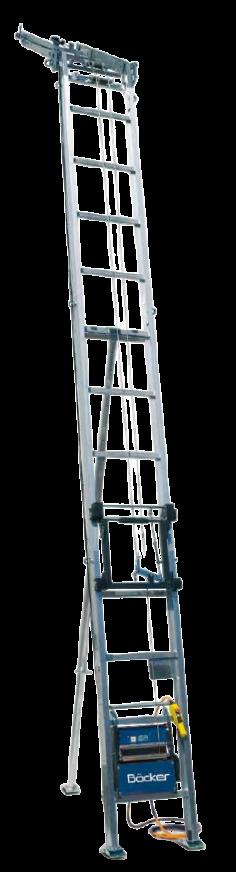 Toplift Bauaufzug Böcker » Baumaschinen Boneß GmbH