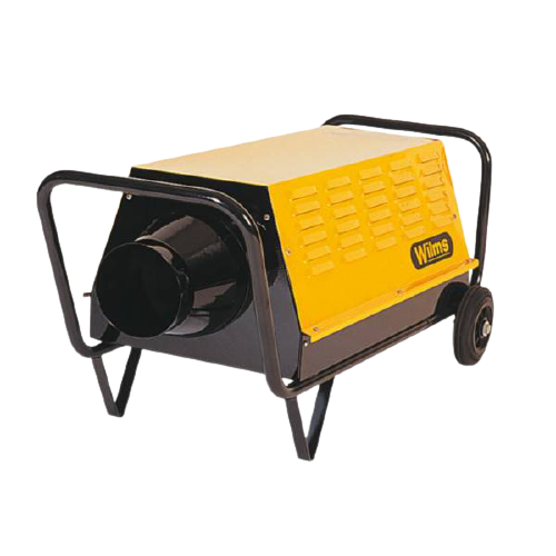 Heißluftturbine EL 15 » Baumaschinen Boneß GmbH