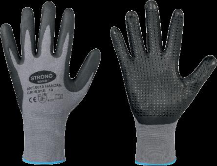 Handschuhe - schwarz-grau Montage » Baumaschinen Boneß GmbH