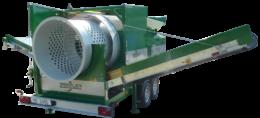 Siebanlage Zemmer MS1600 Anhänger » Baumaschinen Boneß GmbH
