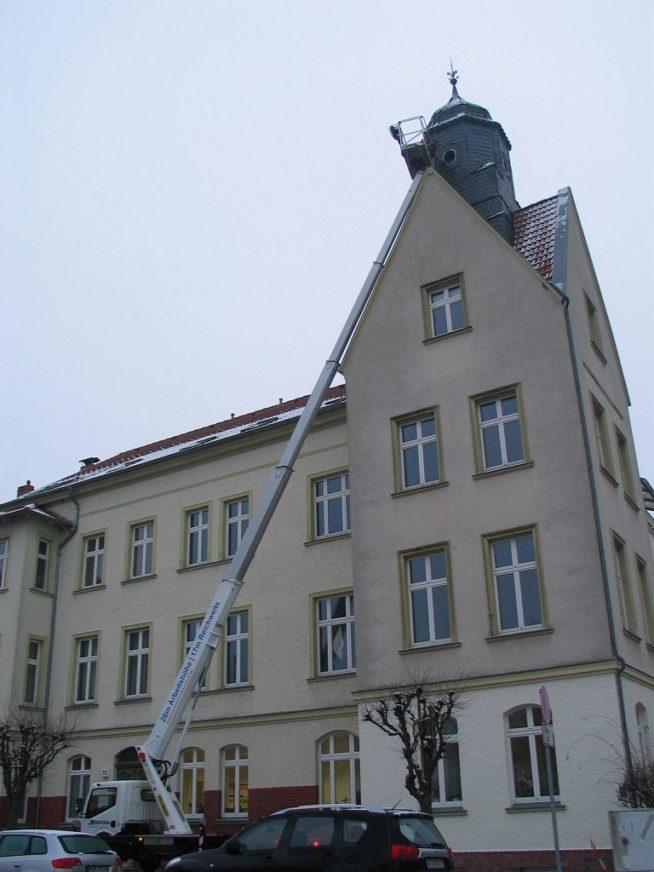 LKW-Arbeitsbühne Palfinger P 260 B » Baumaschinen Boneß GmbH