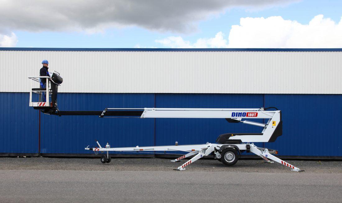Anhänge Scherenbühne Dino T180 » Baumaschinen Boneß GmbH