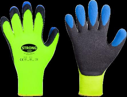 Handschuhe - Winter Latex - Stronghand » Baumaschinen Boneß GmbH