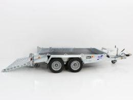Baumaschinen Transport Anhänger GH-1054AB » Baumaschinen Boneß GmbH