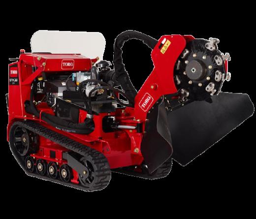 Stubbenfräse Toro STX 38 » Baumaschinen Boneß GmbH
