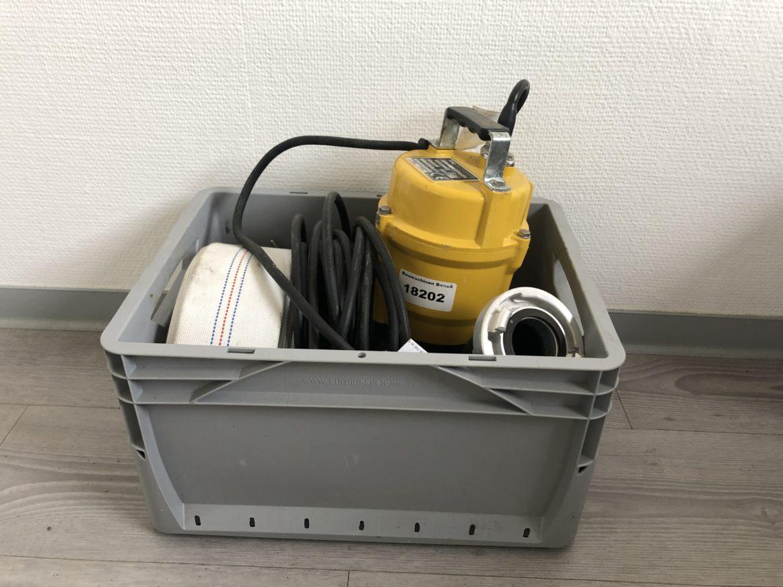 Schmutzwasserpumpe PST 2-400 » Baumaschinen Boneß GmbH