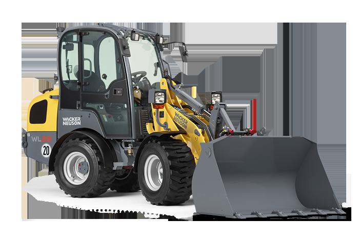 Kompaktlader WL 28 » Baumaschinen Boneß GmbH