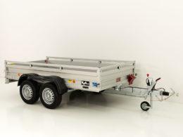 Baumaschinen Transportanhänger 150.300.26 ALU » Baumaschinen Boneß GmbH