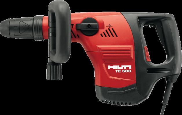 HILTI TE 500 Abbruchhammer » Baumaschinen Boneß GmbH