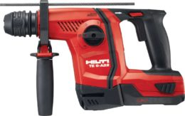 HILTI TE 6-A22 Akkubohrhammer » Baumaschinen Boneß GmbH