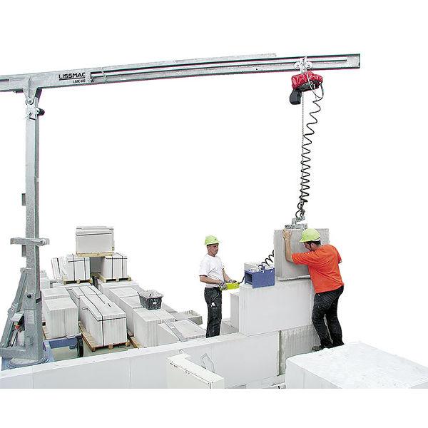 Minikran LMK 400 - TFE » Baumaschinen Boneß GmbH