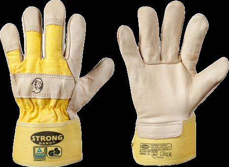 Handschuh Radlader Gr. 10 » Baumaschinen Boneß GmbH