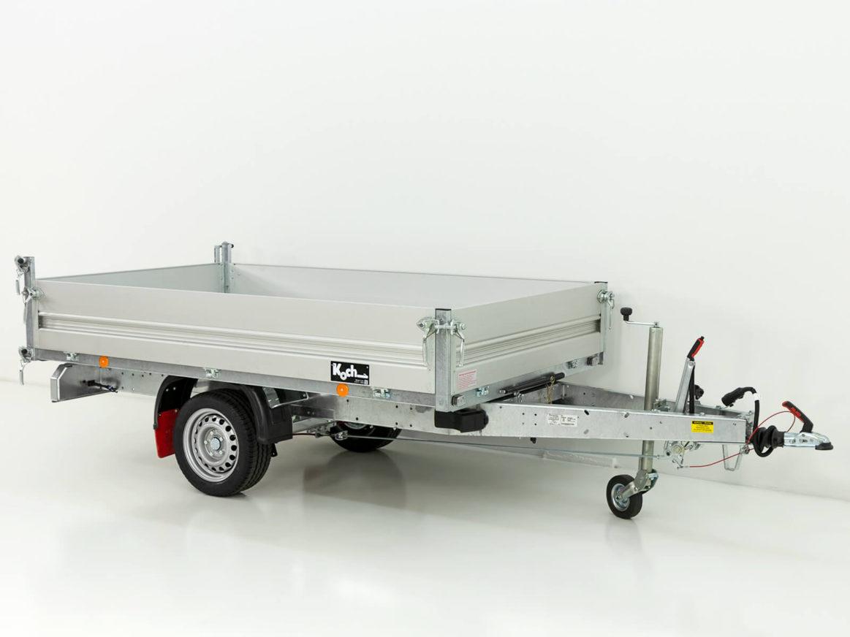 PKW Kippanhänger 1,8t » Baumaschinen Boneß GmbH