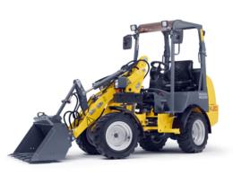 Kompaktlader WL 20 Schutzdach » Baumaschinen Boneß GmbH