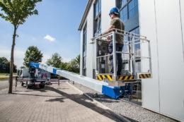 LKW-Arbeitsbühne Klaas Theo 25 » Baumaschinen Boneß GmbH