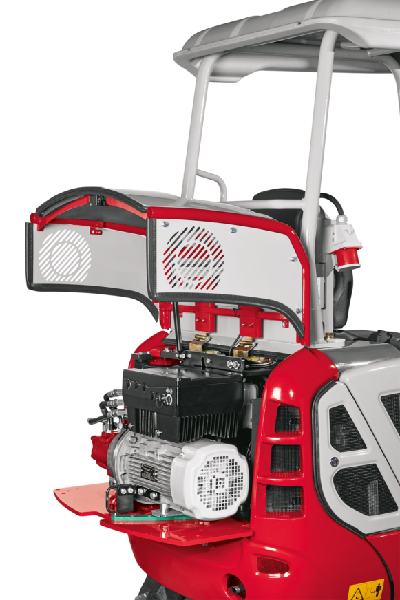 Minibagger Takeuchi TB216S V4 Hybrid » Baumaschinen Boneß GmbH